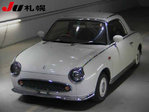 NISSAN FIGARO IN WHITE FRESH IMPORT